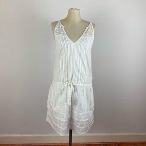 Paige White Tabea Knit Dress